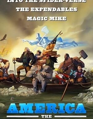 Download Full Movie HD- America: The Motion Picture (2021) (Animation) Mp4
