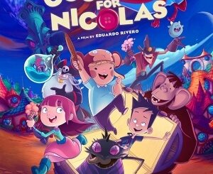 Download Full Movie HD- A Costume for Nicholas (2020) (Animation) (Spanish) Mp4