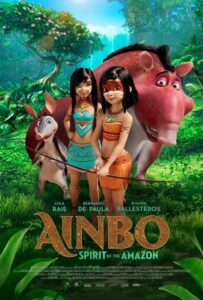 Download Full Movie HD- AINBO: Spirit of the Amazon (2021) Mp4