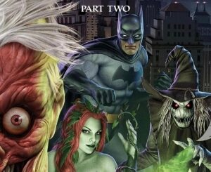 Download Full Movie HD- Batman: The Long Halloween, Part Two (2021) (Animation) Mp4