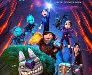 Download Full Movie HD- Trollhunters: Rise of the Titans (2021) (Animation) Mp4