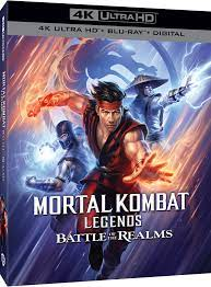 Download Full Movie HD- Mortal Kombat Legends: Battle of the Realms (2021) (Animation) Mp4
