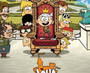 Download Full Movie HD- The Loud House (2021) (Animation) Mp4