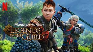 Download Full Movie HD- Monster Hunter: Legends of the Guild (2021) (Animation) Mp4