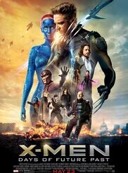 Download Full Movie HD- X-Men Days of Future Past Mp4