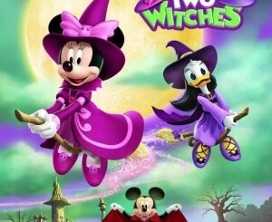 Download Full Movie HD- Mickey's Tale of Two Witches (2021) (Animation) Mp4