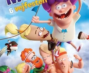 Download Full Movie HD- Monty and the Street Party (2019) (Animation) Mp4