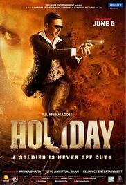 Download Full Movie HD- Holiday A Soldier is Never Off Duty Mp4