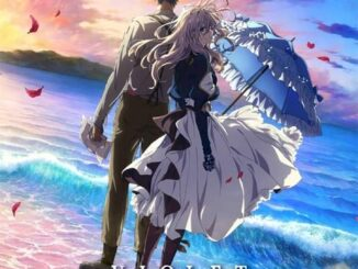 Download Full Movie HD- Violet Evergarden: The Movie (2020) [Japanese] Mp4